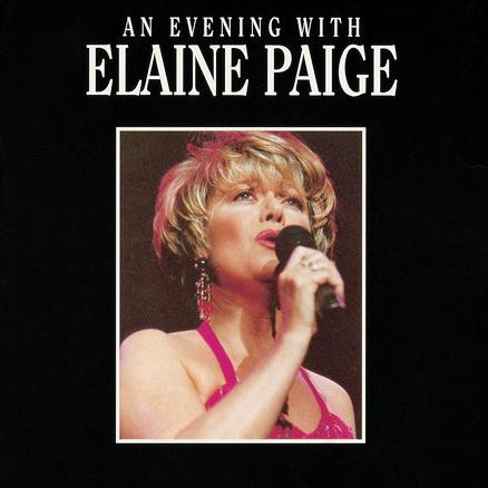 An Evening With Elaine Paige