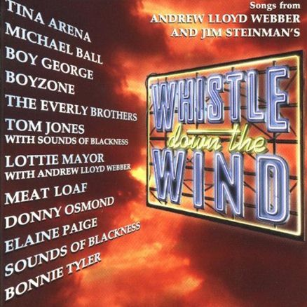 Whistle Down The Wind CD